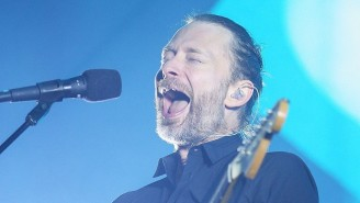 Thom Yorke Has A Gift For Fans Of Bond & Radiohead: The Band's Unused Theme Song For 'Spectre'