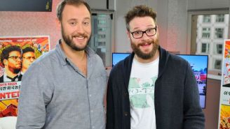Hulu Ordered A Comedy Pilot From Seth Rogen And Evan Goldberg