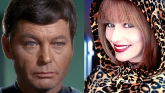 Somehow this Shania Twain song perfectly summarizes 'Star Trek: The Original Series'
