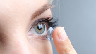 This Is Why You Should Always Take Your Contact Lenses Out At Night