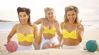 Put On Your Itsy Bitsy Bikini While Watching These Women Lip-Sync Beach Songs