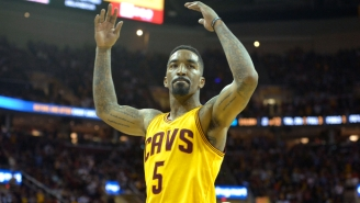 The Cavs Reportedly Offered J.R. Smith A Salary Worth Less Than His Opt-In Amount