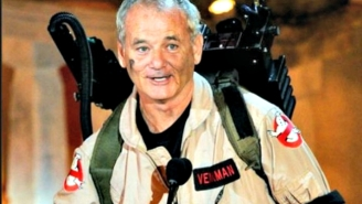 The Brief History Of Bill Murray's Weird Relationship With 'Ghostbusters 3'