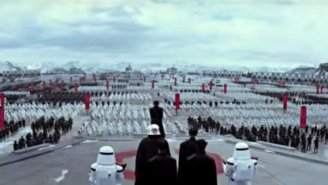 A New 'Star Wars: The Force Awakens' Spot Shows The Strength Of The First Order