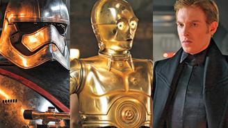 8 fascinating new 'Star Wars: The Force Awakens' photos hint about state of the galaxy