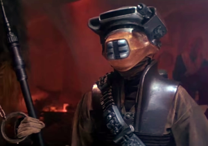 Stop what you're doing and watch Star Wars' Princess Leia step into Imperator Furiosa's shoes