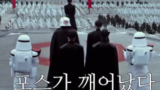 New 'Star Wars: The Force Awakens' trailer has two new scenes, so let's watch it 100 times!