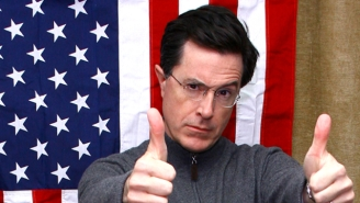 TIME Magazine Is Promising A Stephen Colbert We've 'Never Seen'
