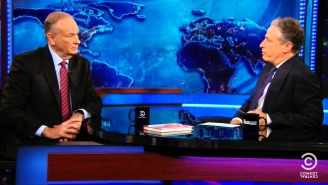 FOX And Frenemy:  Celebrating Jon Stewart And Bill O'Reilly's Rivalry