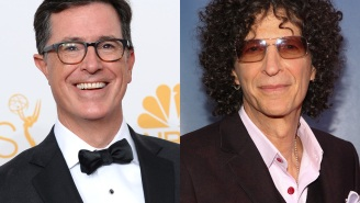 Stephen Colbert on 'Howard Stern': 19 essential moments from the revealing interview