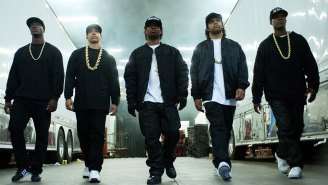 Box Office: 'Straight Outta Compton' goes straight to no. 1 Friday