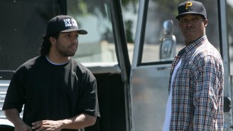 Box Office: 'Straight Outta Compton' crosses $100 million for back to back no. 1 wins