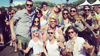 The 'Suicide Squad' Cast Continues To Embody #SquadGoals At A Music Festival