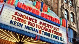 NEXT FEST ends with 'Turbo Kid,' DJ's and an audience other fests would kill for