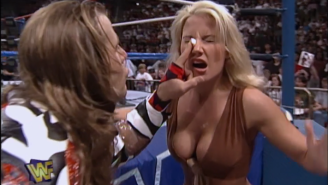The Best And Worst Of WWF Monday Night Raw 7/22/96: Cake Wars