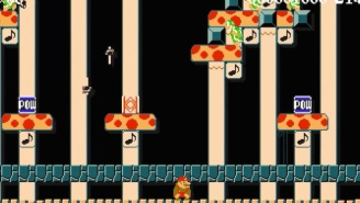 Someone Just Recreated One Of The Best Songs On A Troll Level In Super Mario Maker