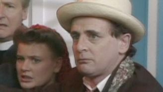 Get To Know Your Classic Time Lords With These Sylvester McCoy 'Doctor Who' Quotes