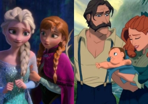 That 'Tarzan'/'Frozen' Fan Theory Has Been Endorsed By Director Chris Buck