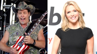 Ted Nugent Will Still Watch 'Heartbreaking' Megyn Kelly During His Naked Gun-Loading Sessions
