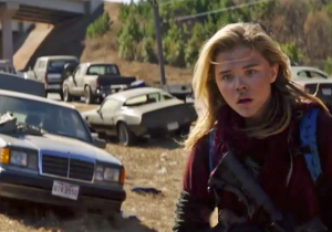 First trailer for 'The 5th Wave' looks like a paint-by-numbers YA dystopia