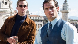 Henry Cavill & Armie Hammer On 'The Man From U.N.C.L.E.,' 'Batman V Superman,' And We Debate 'Lone Ranger'