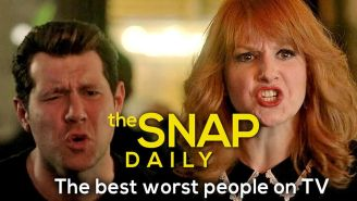The Snap Daily: The Best Worst People on TV