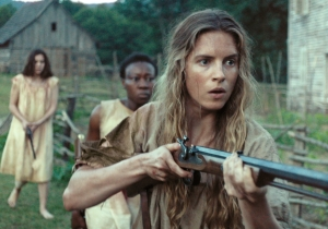 Brit Marling's got a gun on this exclusive 'The Keeping Room' poster