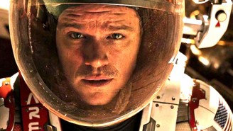 Matt Damon Is Still Alive In The New TV Spot For 'The Martian'