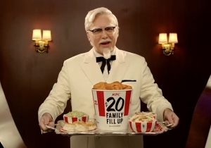 KFC Bought Colonel Sanders A DJ Slot At Ultra Music Festival In Miami