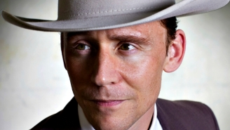 Tom Hiddleston Performed An Entire Concert As Hank Williams In Nashville