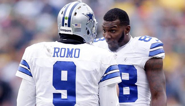 Tony Romo And Dez Bryant
