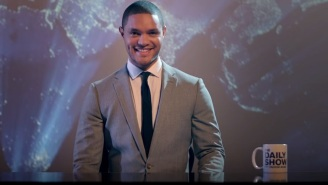 What's On Tonight: Trevor Noah Has Some Big Shoes To Fill On 'The Daily Show'