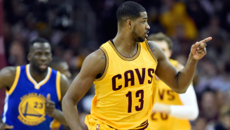 If Tristan Thompson Has To Sign A Qualifying Offer, He Will Reportedly Leave The Cavs Next Summer