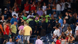 A Fan Died After Falling From The Upper Deck Of Turner Field [Updated]