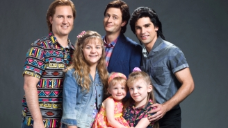 Here Are Twitter's Most 'Cut It Out' Reactions To Lifetime's 'Unauthorized Full House Story'