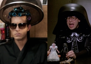 Watch 'Uptown Funk' as sung by the movies