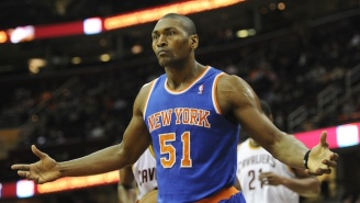 Why Would The Los Angeles Lakers Sign Metta World Peace?
