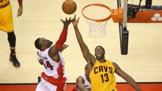 Could Tristan Thompson End Up Going Home To The Toronto Raptors In 2016?