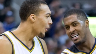 Rudy Gobert Calls Out USA Basketball On Twitter For Omitting Derrick Favors