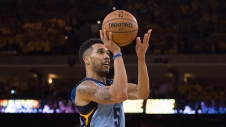 Grizzlies Guard Courtney Lee Thinks Sheryl Swoopes Would Make A Great NBA Coach