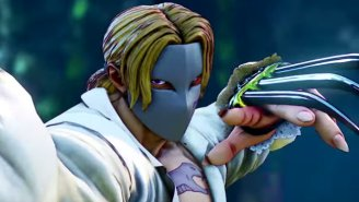 Vega Finally Gets A Shirt In His 'Street Fighter V' Reveal