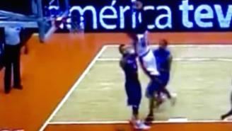 Watch Andrew Wiggins Dunk All Over J. J. Barea In Canada's FIBA Americas Tuneup