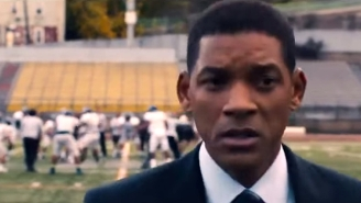 Will Smith Takes On The NFL In This Powerful Trailer For 'Concussion'