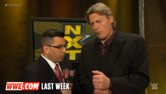 William Regal Shared A Scary X-Ray And Advice For Young Wrestlers Taking Crazy Bumps