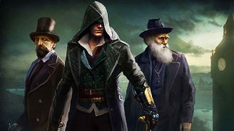 You Can Bust Crime With Darwin And Dickens If You Pre-Order 'Assassin's Creed Syndicate'