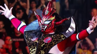 WWE Reportedly Wanted New Japan Pro Wrestling Content On The Network, But Were Turned Down