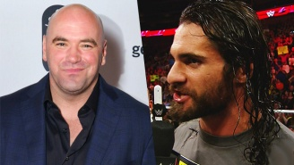 Dana White Called Pro Wrestling 'Fake Sh*t,' And A Lot Of Wrestlers Got Very Defensive