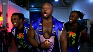Celebrate Xavier Woods' Return With This Amazing New Day Artwork