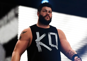 'WWE 2K16′ Unveils A Beefy 19 New Wrestlers And Kevin Owens' Entrance Video