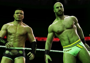 'WWE 2K16' Reveals 20 New Wrestlers, And Entrances For Cesaro, Tyson Kidd And The Vaudevillains